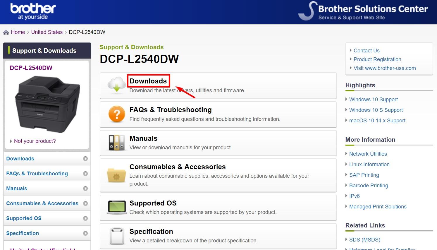 Brother Utilities Download